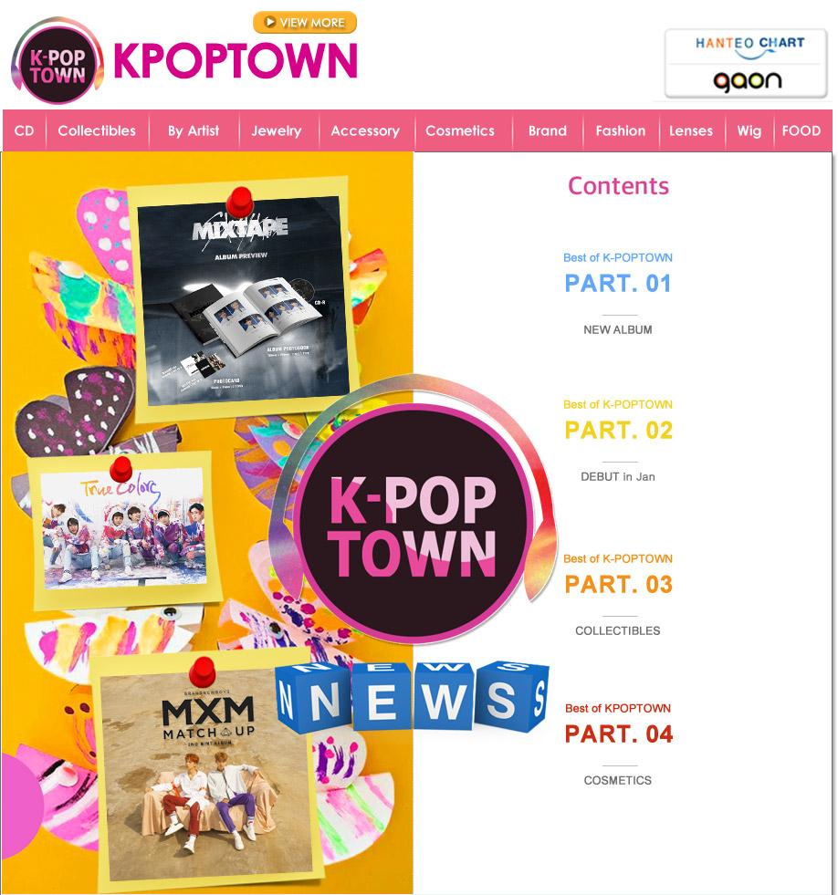 Kpoptown