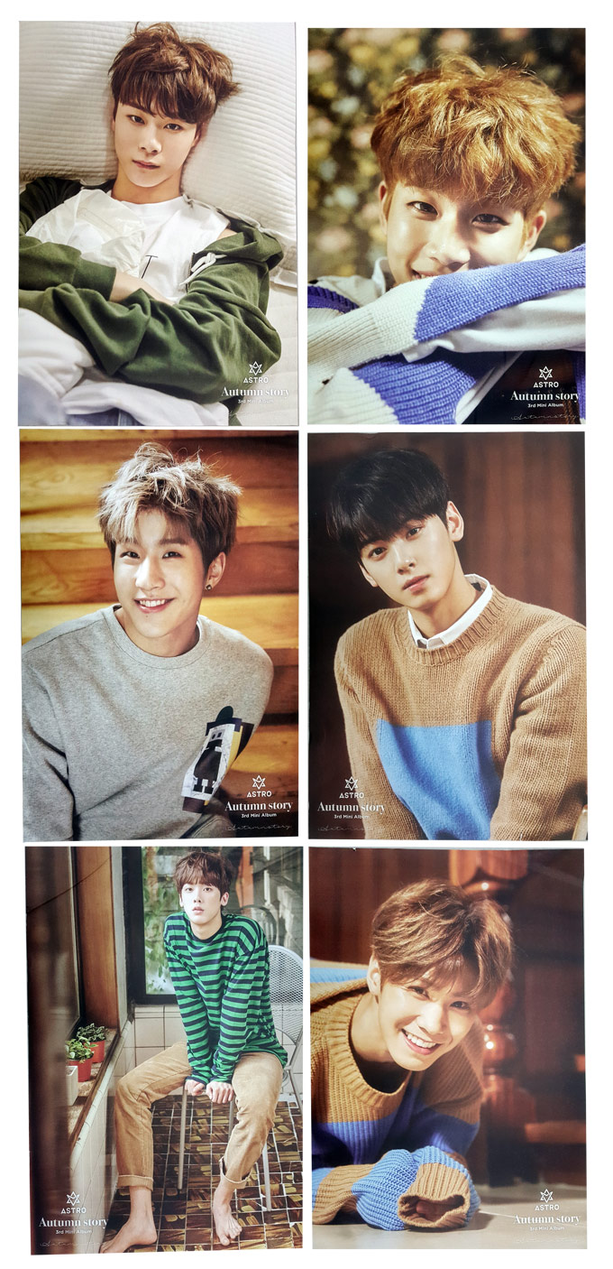 Image result for astro autumn story poster