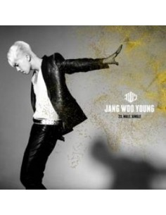 2PM JANG WOO YOUNG 1st Single Album - 23,Male,Single CD