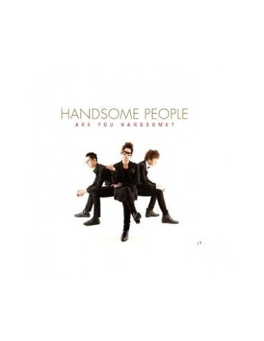 Handsome People First Album Vol 1 Are you handsome? CD