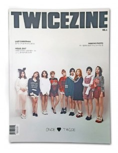 TWICE POPUP STORE KNOCK KNOCK : TWICEZINE (Magazine) [Pre-Order]