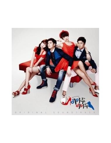 MBC DRAMA I DO I DO O.S.T CD - Super Junior Yesung