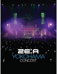 ZEA ZE:A  Yokohama Concert 2DVDs + Photobook + Poster