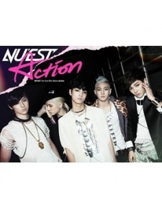 NU'EST The First Mini Album - Action CD + Poster