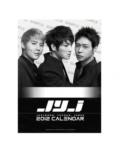 2012 JYJ C-JES Official Calendar - Wall Calendar