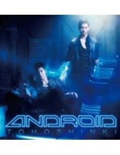 Tohoshinki TVXQ - Android(CD Ver.)  CD + DVD