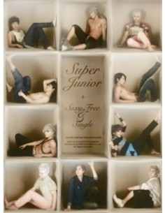 SUPER JUNIOR - VOL.6 [SEXY, FREE & SINGLE] (TYPE B)