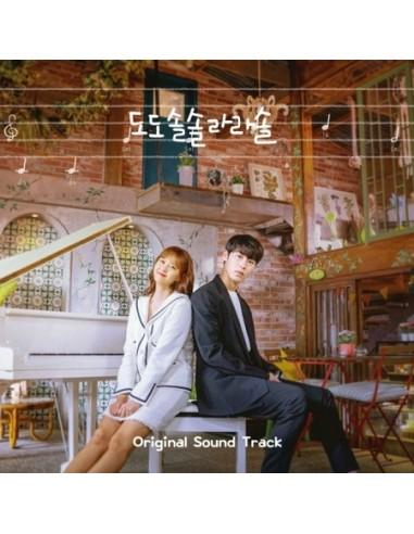 KBS 2TV Drama O.S.T DoDoSolSolLaLaSol (도도솔솔라라솔) 2CD