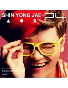 SHIN YONG JAE First Mini Album CD - 24