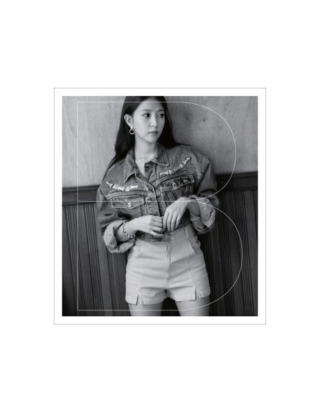 BoA 7th Album Vol 7 - Only One (NORMAL Edition) CD + Poster