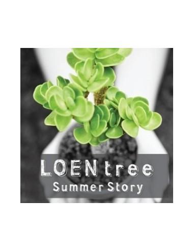 (LOEN TREE) - LOEN TREE Summer Story  CD
