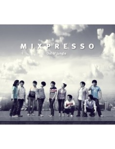 MIXPRESSO - VOL.1 OUT OF JUNGLE CD