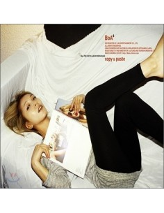 BoA Vol. 6 Repackage Copy and Paste CD + Poster