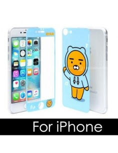[ KAKAO FRIENDS ] KAKAO Smartphone Tempered Glass Film (For iPhone)