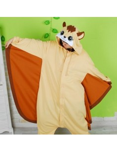 [PJB116] SHINEE Animal Pajamas - Flying Squirrel
