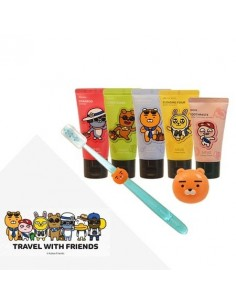 [ KAKAO FRIENDS ] Travel Kit