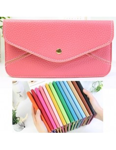 Pattern Pocket Long Wallet ( 16Colors )