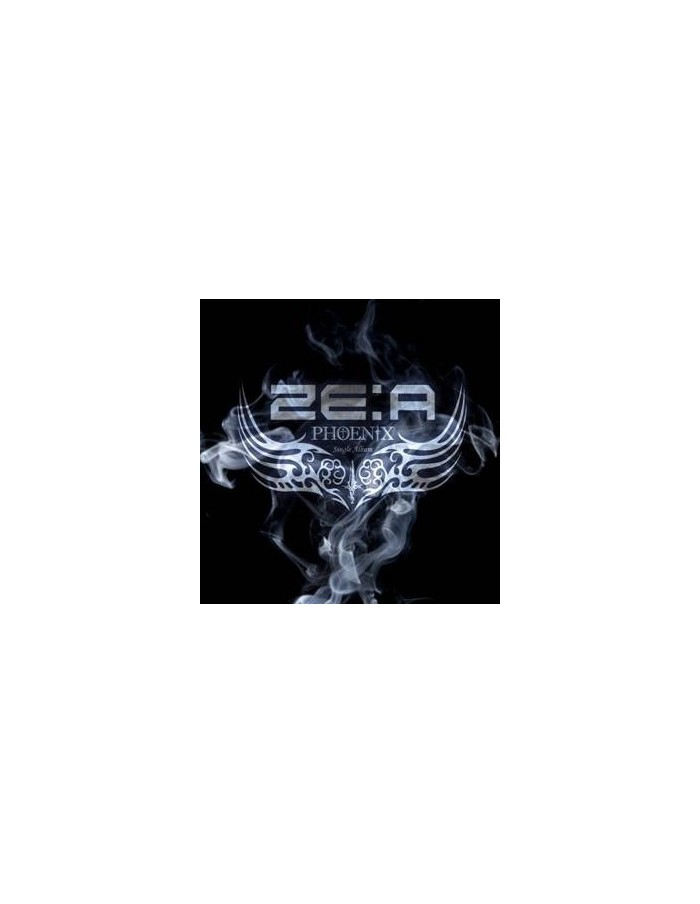ZE:A Single Album - PHOENIX CD + Poster