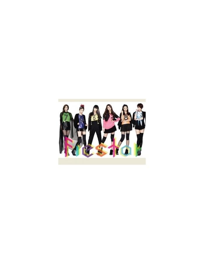 FIESTAR 1st Single Album - Debut single CD + Poster