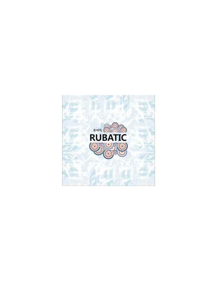 RUBATIC First Album - RUBATIC CLUSTER CD