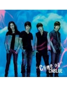CNBLUE - COME ON Japan 3rd Single Album CD