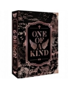 BIGBANG G-DRAGON FIRST MINI ALBUM ONE  OF A KIND CD + Poster [BRONZE EDITION]