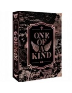 BIGBANG G-DRAGON FIRST MINI ALBUM ONE  OF A KIND CD + Poster [BRONZE EDITION]