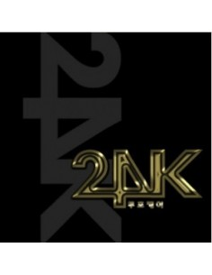 24K 1st Mini Album - 빨리와 CD