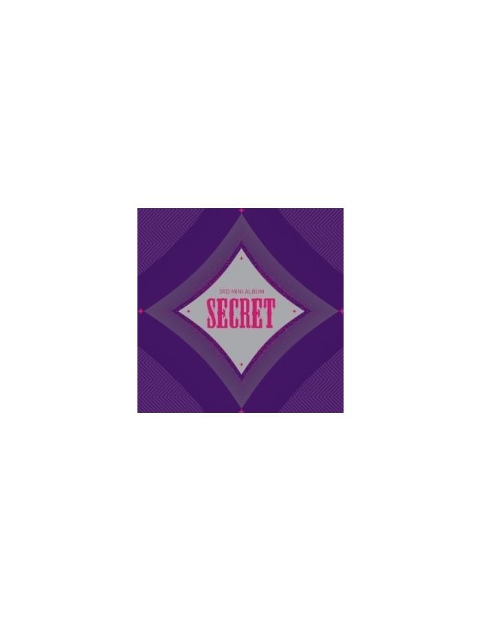 Secret 3rd Mini Album - POISON CD