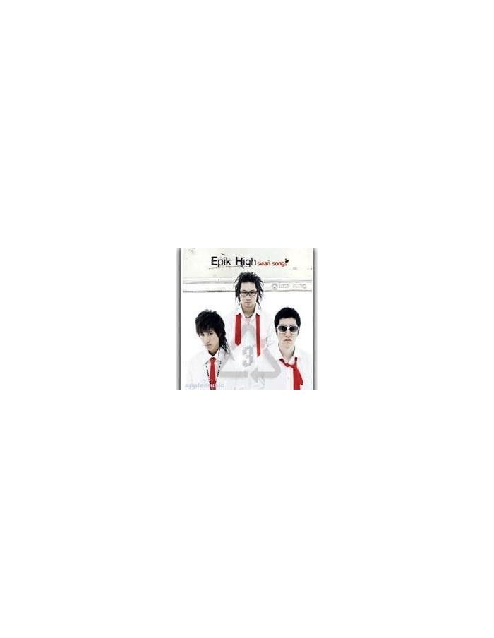 EPIK HIGH - VOL.3 SWAN SONGS CD