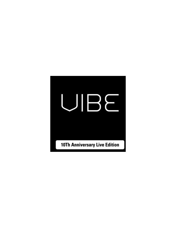 Vibe - VIBE 10Th Anniversary Live Edition CD