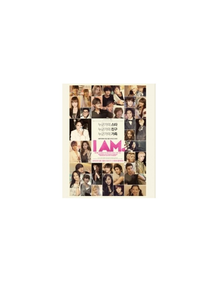 2011 SMTOWN LIVE WORLD TOUR in Madison Square Garden 4 DVD + Booklet