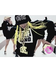 [Cap88] BIGBANG G-dragon TEAM LIFE Wreckless Snapback Cap