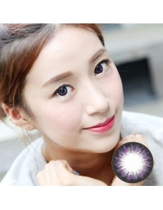 Beauty Lenses - Aurora Eye - Violet