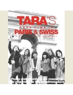T-ara TARA'S Speical Album FREE TIME IN PARIS & SWISS CD