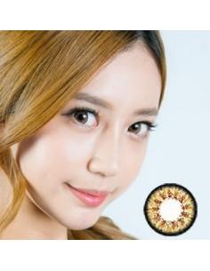 Beauty Lenses - Romantic Barbie - Brown