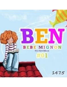 BEN 1st Album -  Number 01 147.5 CD