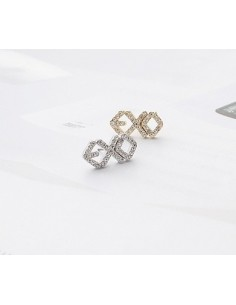 [EX56] EXO Cubic Pont Piercing / Earring