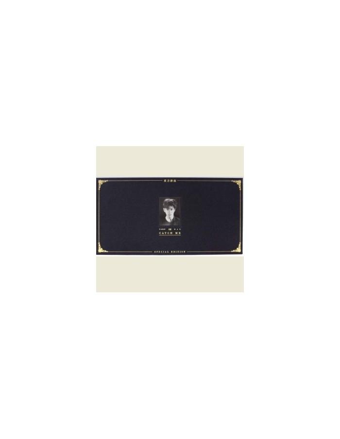 TVXQ TOHOSHINKI - CATCH ME SPECIAL EDITION  CD + DVD Version