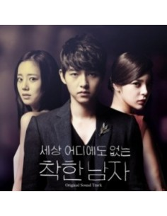 착한남자 Kind Man OST Part.1 CD + Poster