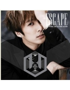 Kim Hyung Jun 2nd mini Album - ESCAPE Type 1 : CD