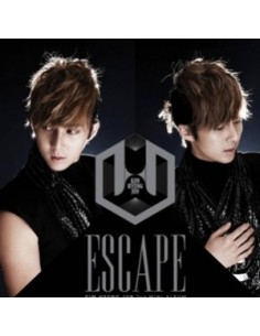 Kim Hyung Jun 2nd mini Album - ESCAPE Type 2 : CD + DVD Number 1