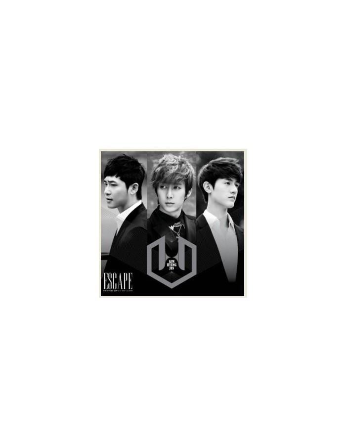Kim Hyung Jun 2nd mini Album - ESCAPE Type 4 : CD + DVD Number 3