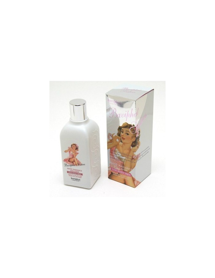 [Baviphat] Baviphat Secret Recipe White Radiance Emulsion 140ml