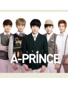 A-PRINCE 1st Mini Album - HELLO CD + Poster