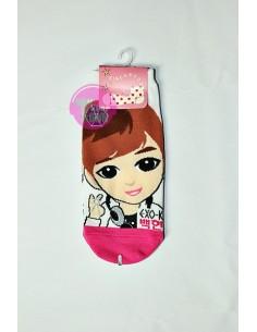 EXO-K Character Socks baekhyun