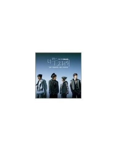 SM the Ballad Vol.1 Superjunor KyuHyun SHINee JongHyun