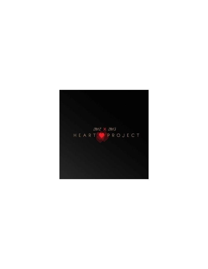 2012 X 2013 HEART♥PROJECT Limited CD + DVD + Desk Calendar + Photocard
