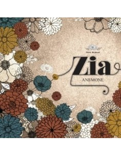 Zia Mini Album - ANEMONE CD