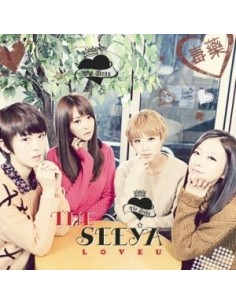 THE SEEYA 1st Mini Album - LOVE U CD